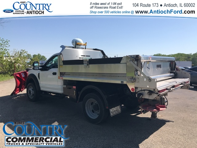 2017 F-550 Regular Cab DRW 4x4, Monroe Dump Body #T8305 - photo 8