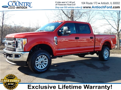 2017 F-250 Crew Cab 4x4 Pickup #T8327 - photo 5
