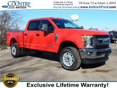 2017 F-250 Crew Cab 4x4, Pickup #T8327 - photo 6