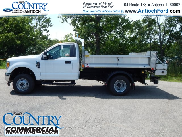 2017 F-350 Regular Cab DRW 4x4, Monroe Dump Body #T8382 - photo 5