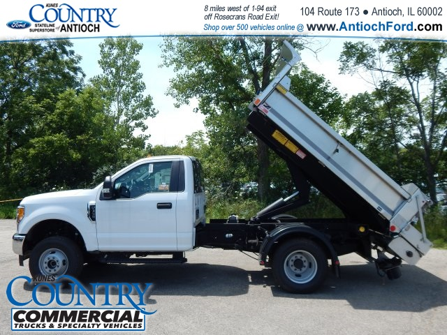 2017 F-350 Regular Cab DRW 4x4, Monroe Dump Body #T8382 - photo 22