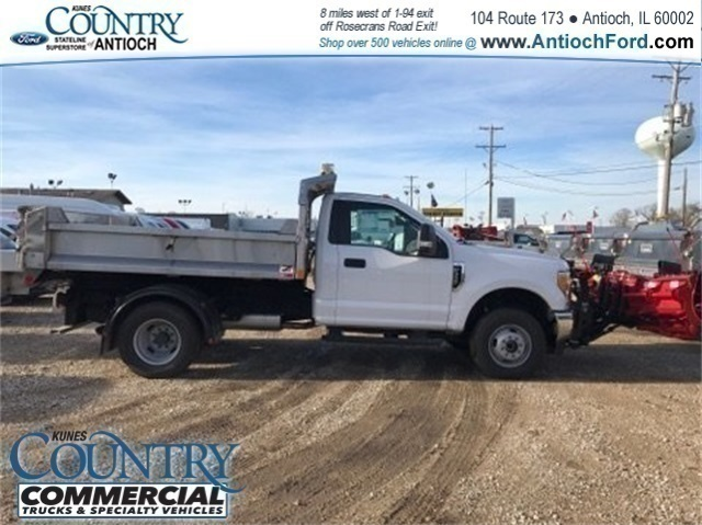 2017 F-350 Regular Cab DRW 4x4,  Monroe Dump Body #T8382 - photo 3