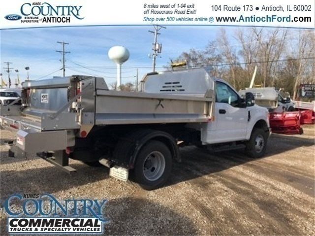 2017 F-350 Regular Cab DRW 4x4,  Monroe Dump Body #T8382 - photo 2