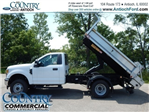 2017 F-350 Regular Cab DRW 4x4,  Monroe MTE-Zee SST Series Dump Body #T8382 - photo 23