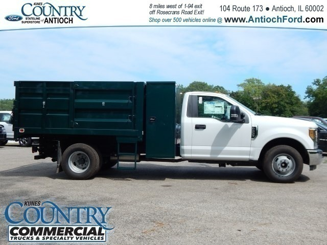 2017 F-350 Regular Cab DRW 4x2,  Knapheide Landscape Dump #T8385 - photo 3