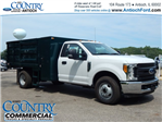 2017 F-350 Regular Cab DRW, Knapheide Landscaper Bodies Landscape Dump #T8385 - photo 5