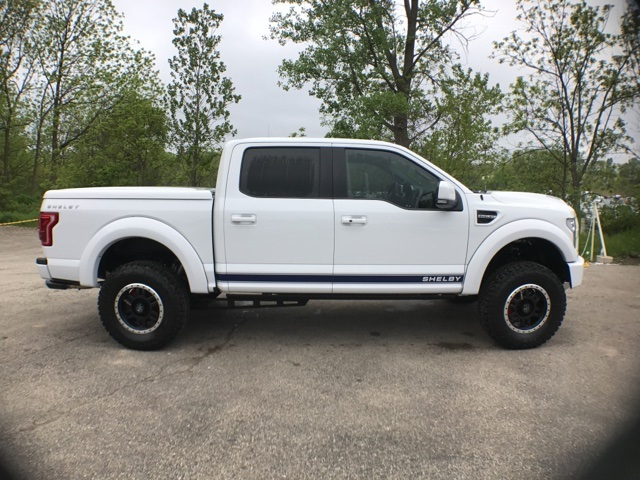 2017 F-150 SuperCrew Cab 4x4,  Pickup #T8392 - photo 4