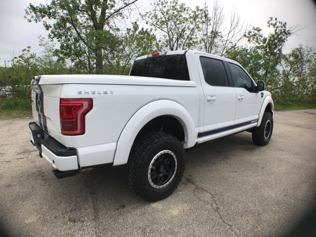 2017 F-150 SuperCrew Cab 4x4,  Pickup #T8392 - photo 5