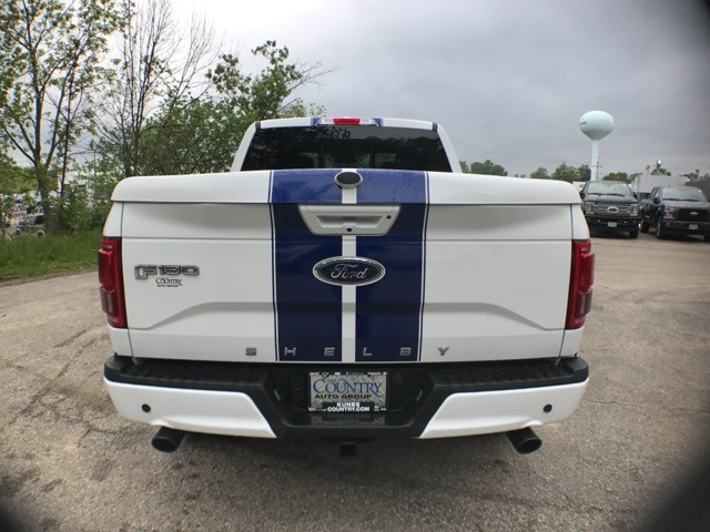 2017 F-150 SuperCrew Cab 4x4,  Pickup #T8392 - photo 6