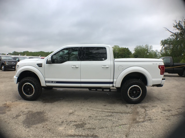 2017 F-150 SuperCrew Cab 4x4,  Pickup #T8392 - photo 7