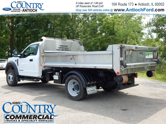 2017 F-550 Regular Cab DRW 4x4, Monroe Dump Body #T8465 - photo 2