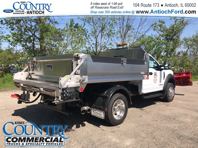 2017 F-550 Regular Cab DRW 4x4, Monroe Dump Body #T8567 - photo 6