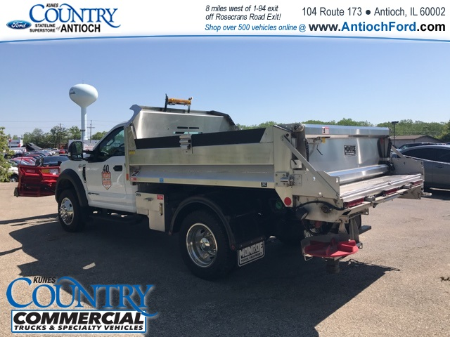 2017 F-550 Regular Cab DRW 4x4, Monroe Dump Body #T8567 - photo 2
