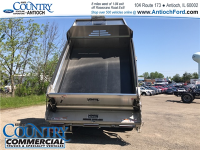 2017 F-550 Regular Cab DRW 4x4, Monroe MTE-Zee Dump Dump Body #T8567 - photo 10