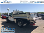 2017 F-550 Regular Cab DRW 4x4, Monroe MTE-Zee Dump Dump Body #T8567 - photo 2