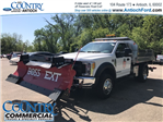 2017 F-550 Regular Cab DRW 4x4, Monroe MTE-Zee Dump Dump Body #T8567 - photo 1