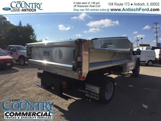 2017 F-450 Regular Cab DRW 4x2,  Monroe Dump Body #T8636 - photo 2