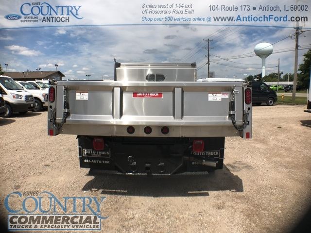 2016 F-450 Super Cab DRW 4x4, Rugby Dump Body #T8649 - photo 4