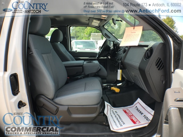 2016 F-450 Super Cab DRW 4x4, Rugby Dump Body #T8649 - photo 12
