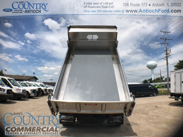 2016 F-450 Super Cab DRW 4x4, Rugby Dump Body #T8649 - photo 25
