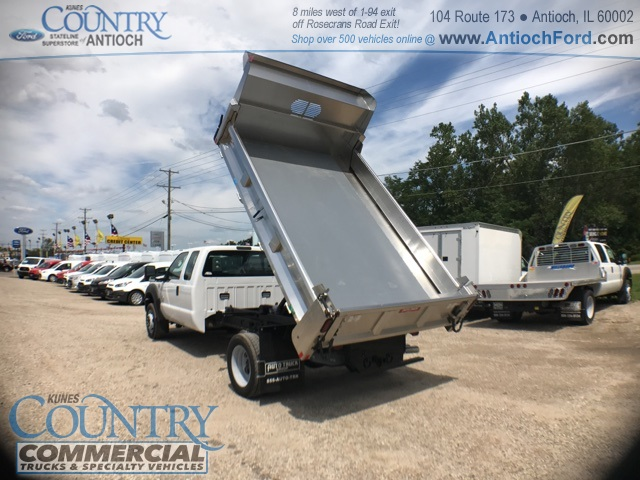 2016 F-450 Super Cab DRW 4x4, Rugby Dump Body #T8649 - photo 26