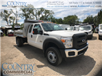 2016 F-450 Super Cab DRW 4x4, Rugby Dump Body #T8649 - photo 1