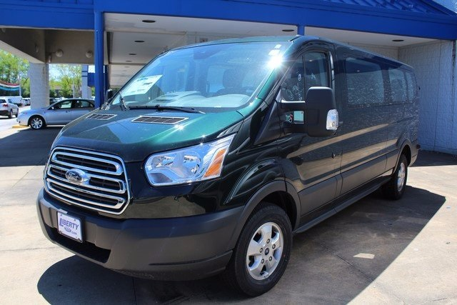 2017 Transit 350 Low Roof, Passenger Wagon #TT20971 - photo 3