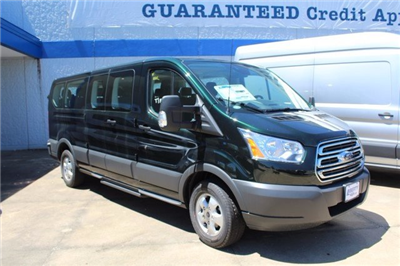 2017 Transit 350 Low Roof 4x2,  Passenger Wagon #TT20971 - photo 2