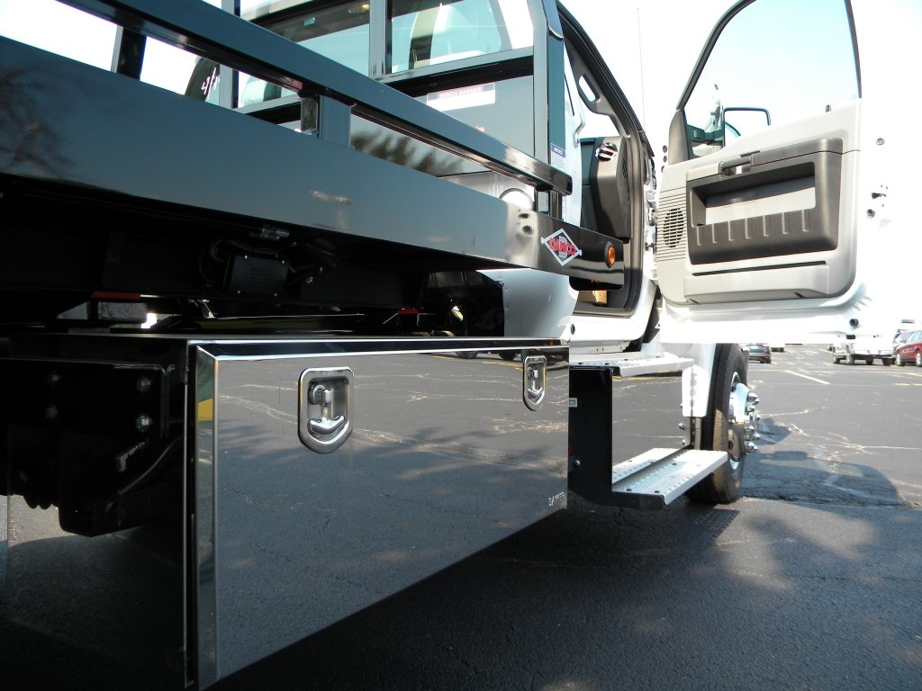 2017 F-650 Regular Cab DRW, Danco Products Rollback Body #TT21044 - photo 20
