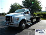2017 F-650 Regular Cab DRW, Danco Products Rollback Body #TT21044 - photo 1
