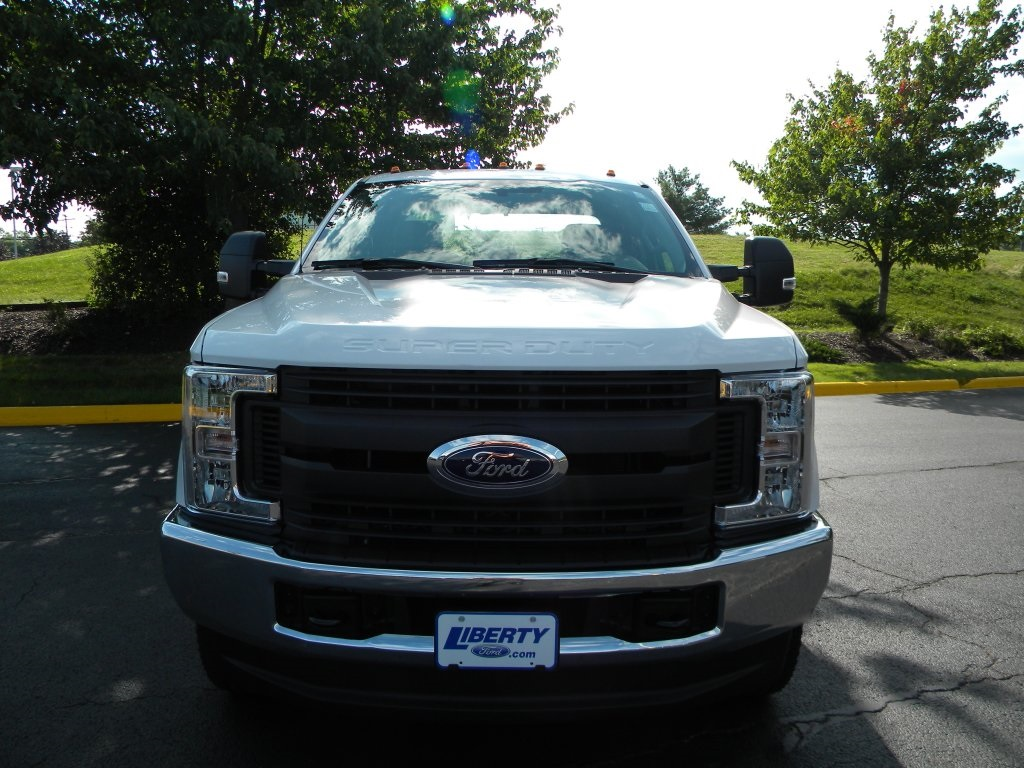 2017 F-350 Super Cab DRW 4x4,  Cab Chassis #TT21351 - photo 8