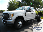 2017 F-350 Super Cab DRW 4x4,  Cab Chassis #TT21351 - photo 1