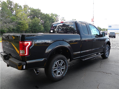 2017 F-150 Super Cab 4x4 Pickup #TT21463 - photo 5