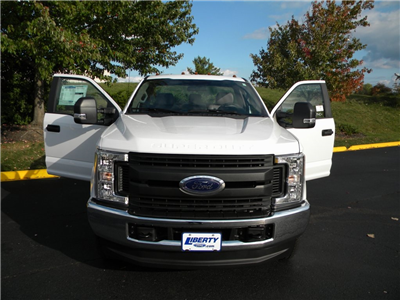 2017 F-350 Regular Cab DRW 4x4 Cab Chassis #TT21540 - photo 27