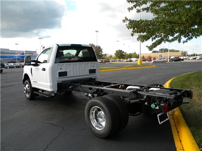 2017 F-350 Regular Cab DRW 4x4 Cab Chassis #TT21540 - photo 2