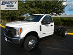 2017 F-350 Regular Cab DRW 4x4 Cab Chassis #TT21540 - photo 1