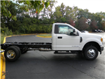 2017 F-350 Regular Cab DRW 4x4 Cab Chassis #TT21540 - photo 6