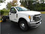 2017 F-350 Regular Cab DRW 4x4 Cab Chassis #TT21540 - photo 7
