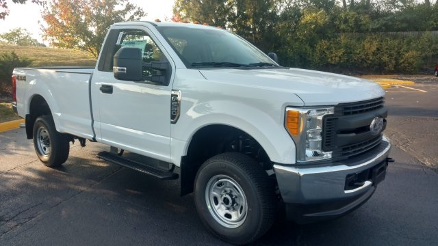 2017 F-250 Regular Cab 4x4 Pickup #TT21625 - photo 8