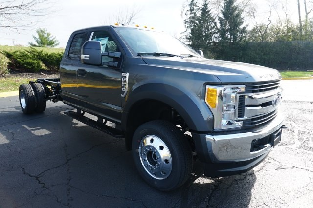 2017 F-550 Super Cab DRW 4x4,  Cab Chassis #TT21706 - photo 7