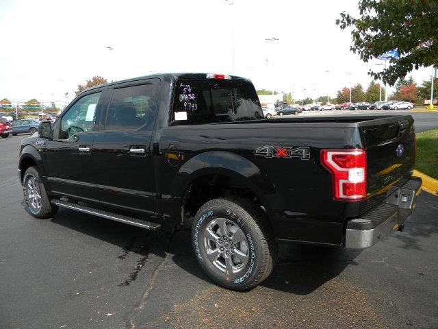 2018 F-150 Crew Cab 4x4 Pickup #TW20030 - photo 2