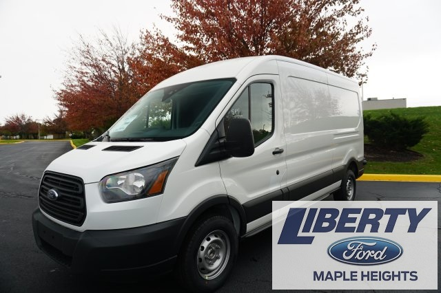 2018 Transit 250 Med Roof, Cargo Van #TW20128 - photo 1