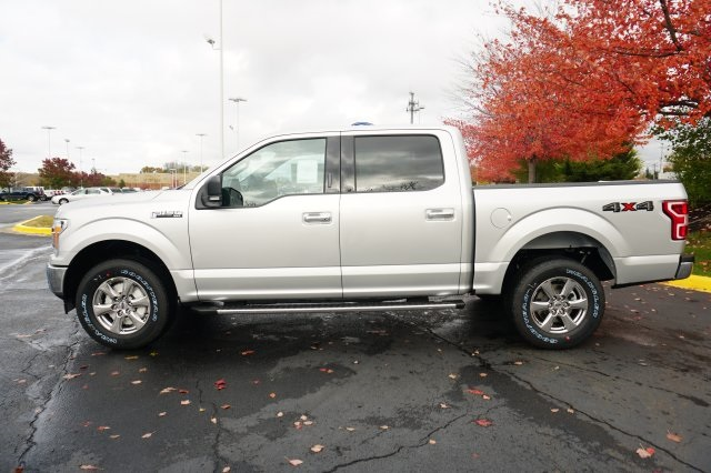 2018 F-150 Crew Cab 4x4 Pickup #TW20145 - photo 3