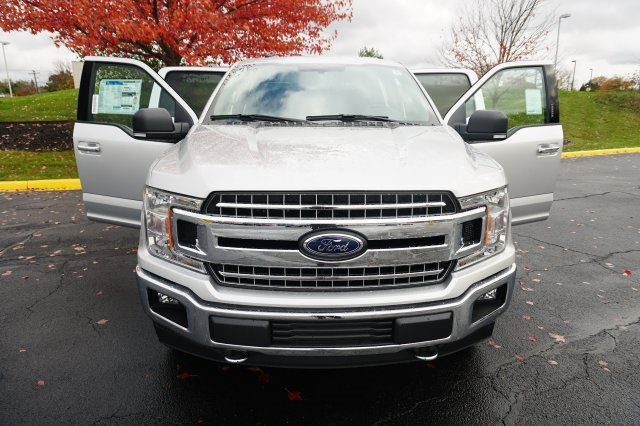 2018 F-150 Crew Cab 4x4 Pickup #TW20145 - photo 27