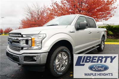 2018 F-150 Crew Cab 4x4 Pickup #TW20145 - photo 1