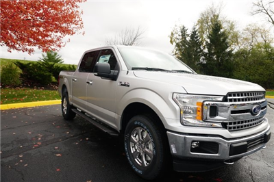 2018 F-150 Crew Cab 4x4 Pickup #TW20145 - photo 8