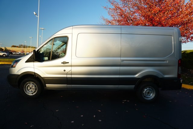 2018 Transit 250 Med Roof 4x2,  Empty Cargo Van #TW20152 - photo 4