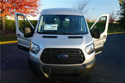 2018 Transit 250 Med Roof 4x2,  Empty Cargo Van #TW20152 - photo 19