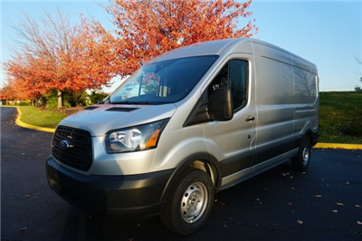 2018 Transit 250 Med Roof 4x2,  Empty Cargo Van #TW20152 - photo 1