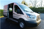 2018 Transit 250 Med Roof 4x2,  Empty Cargo Van #TW20152 - photo 9